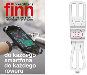 Finn Bike Citizens uchwyt na smartfon