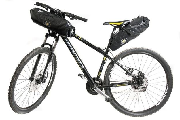 Sport Arsenal seria W2B Bikepacking