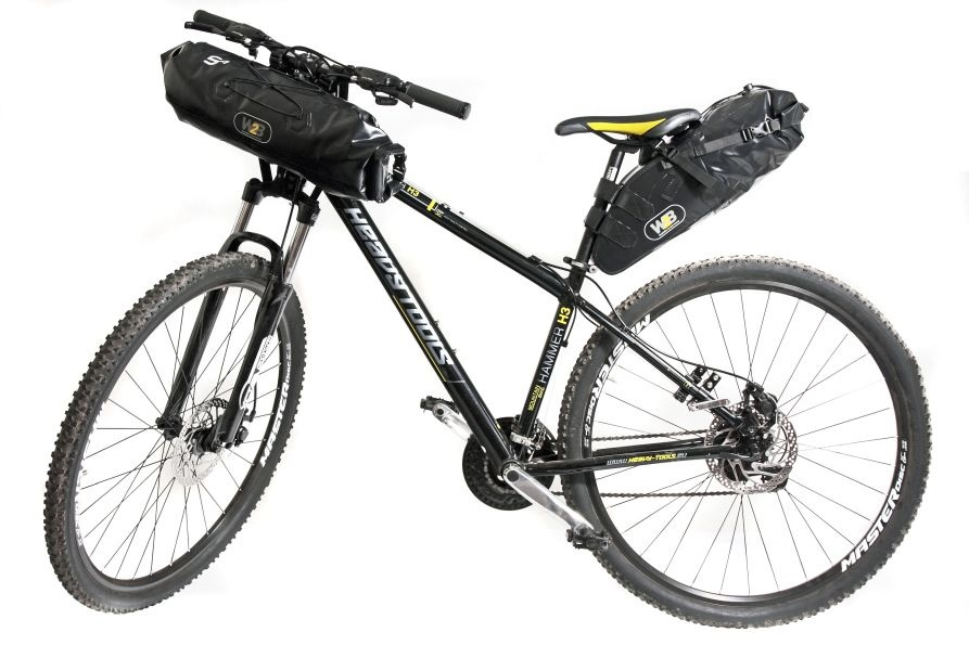 Sport Arsenal W2B bikepacking - opis